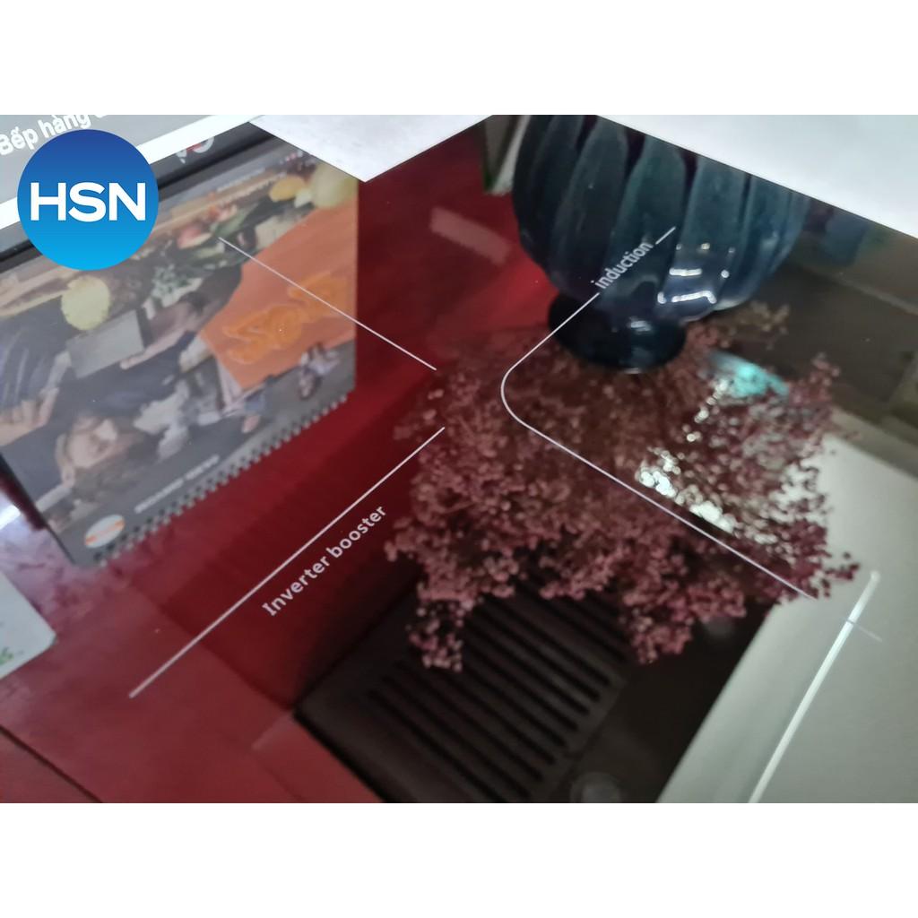 Bếp điện từ Faster FS 788HI nhập khẩu Malaysia, bếp điện từ đôi, bếp từ hồng ngoại, bếp hỗn hợp điện từ