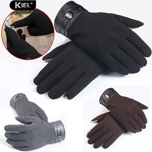 Găng tay hỗ trợ cảm ứng tiện dụng khi lái xe dành cho nam