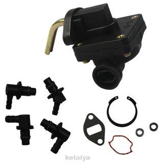 Fuel Pump Kit Garden Plastic Durable Black Engines With Gaskets For Kohler K241 K301