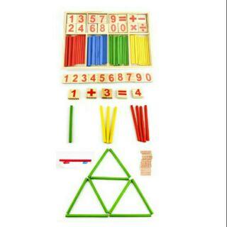 Bảng tính toán bằng gỗ