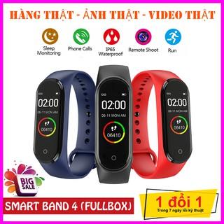 Đồng Hồ Thông Minh Band M3 CHÍNH HÃNG - Đồng hồ theo dõi sức khỏe, Chống NướcSIÊU HOT