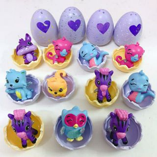Trứng hatchimal sét 10 quả