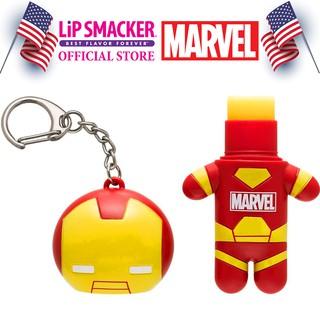 Son Lip Smacker Siêu anh hùng Marvel 4g Người sắt Iron man thumbnail