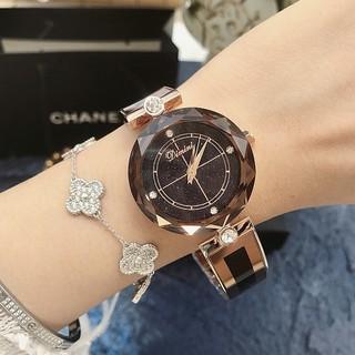 [HOT] Đồng hồ nữ DIMINI hàng chính hãng dây thép ko gỉ bóng mặt 3D thumbnail