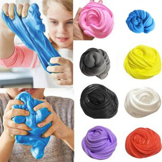 Fluffy Floam Slime Scented Mud Toys Cotton Mud Release Clay Toy Stress Relief Colorful