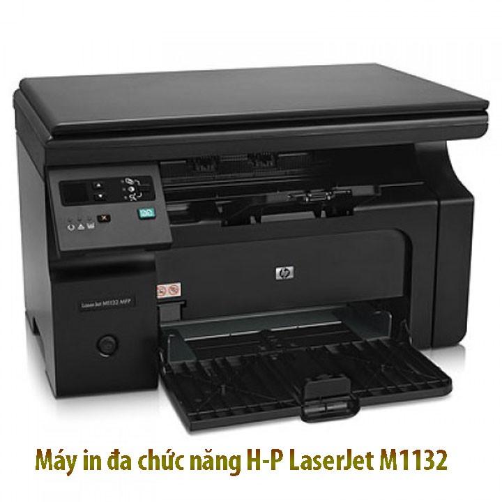 Máy in đa chức năng H-P LaserJet M1132-Sản phẩm có quà tặng Giá chỉ 1.891.000₫