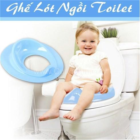 Ghế lót ngồi toilet cho bé