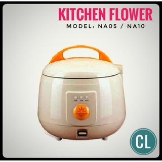 Hàng chính hãng - Nồi cơm điện hàn quốc Kitchen Flower Na10