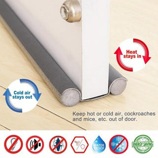 Yêu ThíchNẹp mút xốp chắn khe hở đáy cửa giúp cách nhiệt, cách âm, ngăn côn trùng cực tốt
