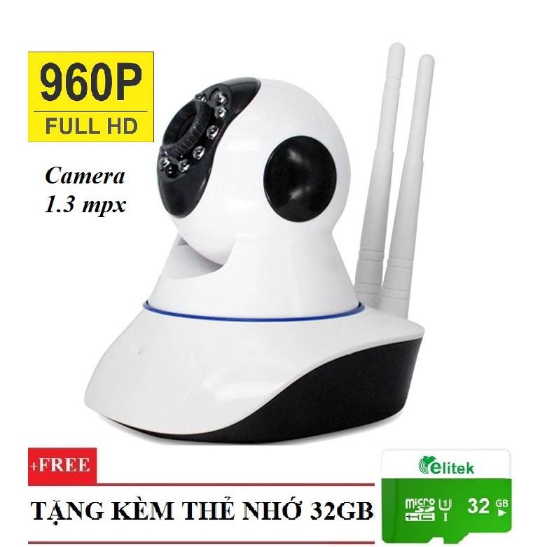 Camera Không Dây IP Wifi Z06H Full HD 960P Free Thẻ 32GB - 2630256 , 680218822 , 322_680218822 , 629000 , Camera-Khong-Day-IP-Wifi-Z06H-Full-HD-960P-Free-The-32GB-322_680218822 , shopee.vn , Camera Không Dây IP Wifi Z06H Full HD 960P Free Thẻ 32GB