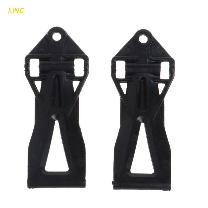 KING 2pcs 15-SJ08 Car Hem Arm Spare Parts for S911/S912 Upper Arms RC Cars Spare Parts remote holder for table