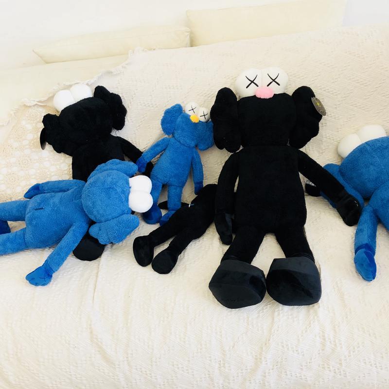 ❐❖Lin Junjie Bigbang the same kaws Sesame Street doll boyfriend pillow BFF plush ugly sprout