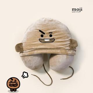 Gấu bông chữ U có mũ idol Suga Shooky BT21 BTS unoff – Mix