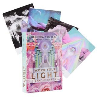 Bài Tarot Work Your Light Oracle H24 thumbnail