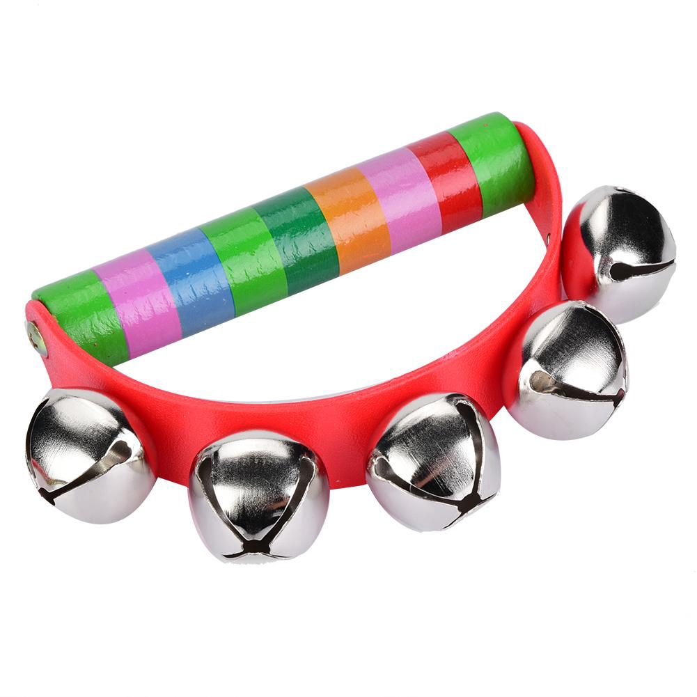Toddler Instruments Musical Kids Instruments 20 Education for Preschool Percussion Pcs Wooden