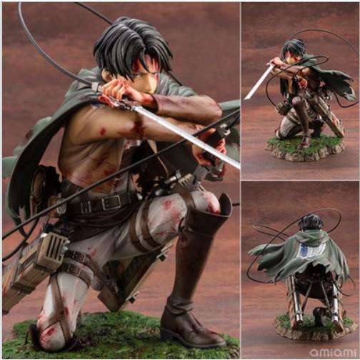 Mô hình Figure Levi Ackerman – Attack on Titan 18cm