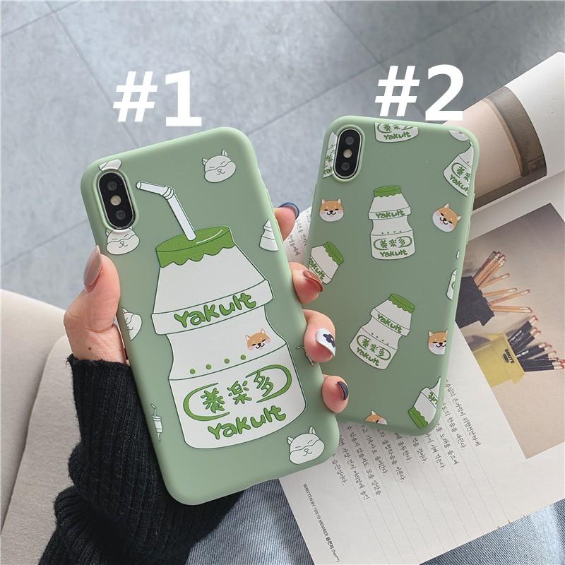 Ốp điện thoại nhựa mềm iPhone 5/5S/SE/6/6S/6+/6S+/7/7+/8/8+/X/XR/XS/XSMax