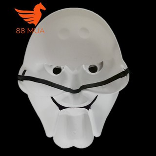 Mặt Nạ Chainsaw Massacre Halloween Hacker-MS2 bao test