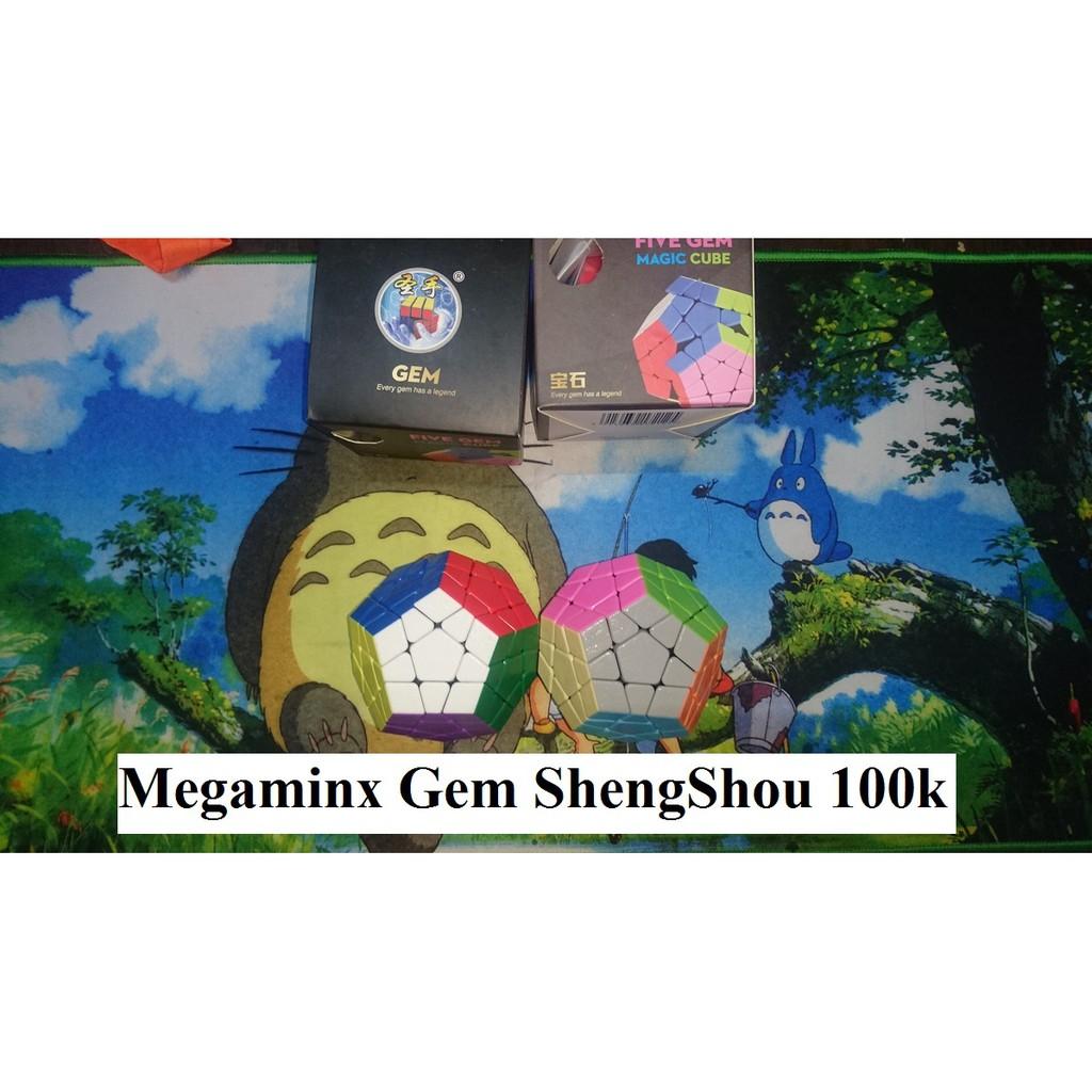Biến thể Rubik. Megaminx Shengshou Gem