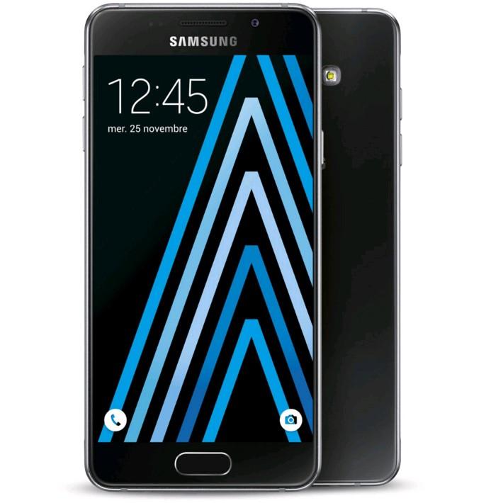Điện thoại Samsung A5 (2016) Vàng - chính hãng