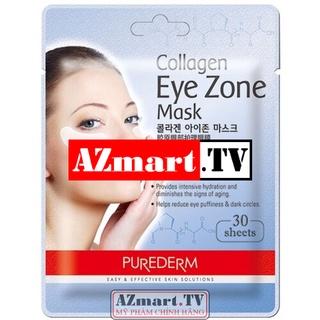 Mặt Nạ Mắt Purederm Collagen Eye Zone Mask thumbnail