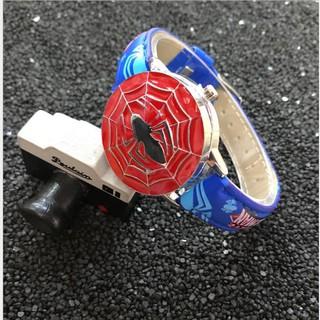 Đồng hồ đeo tay hình hoạt họa chống thấm nước dành cho bé trai