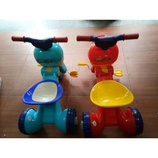 Xe ba bánh trẻ em hình thú 201