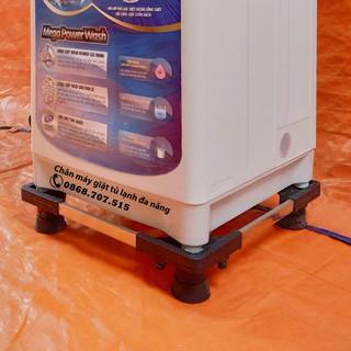Chân đỡ máy giặt, tủ lạnh chống rung lắc AQUA mới nhất