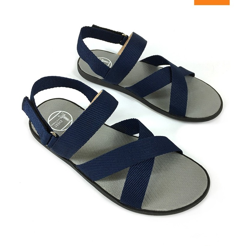 Giày sandal quai chéo năng động Evest A248