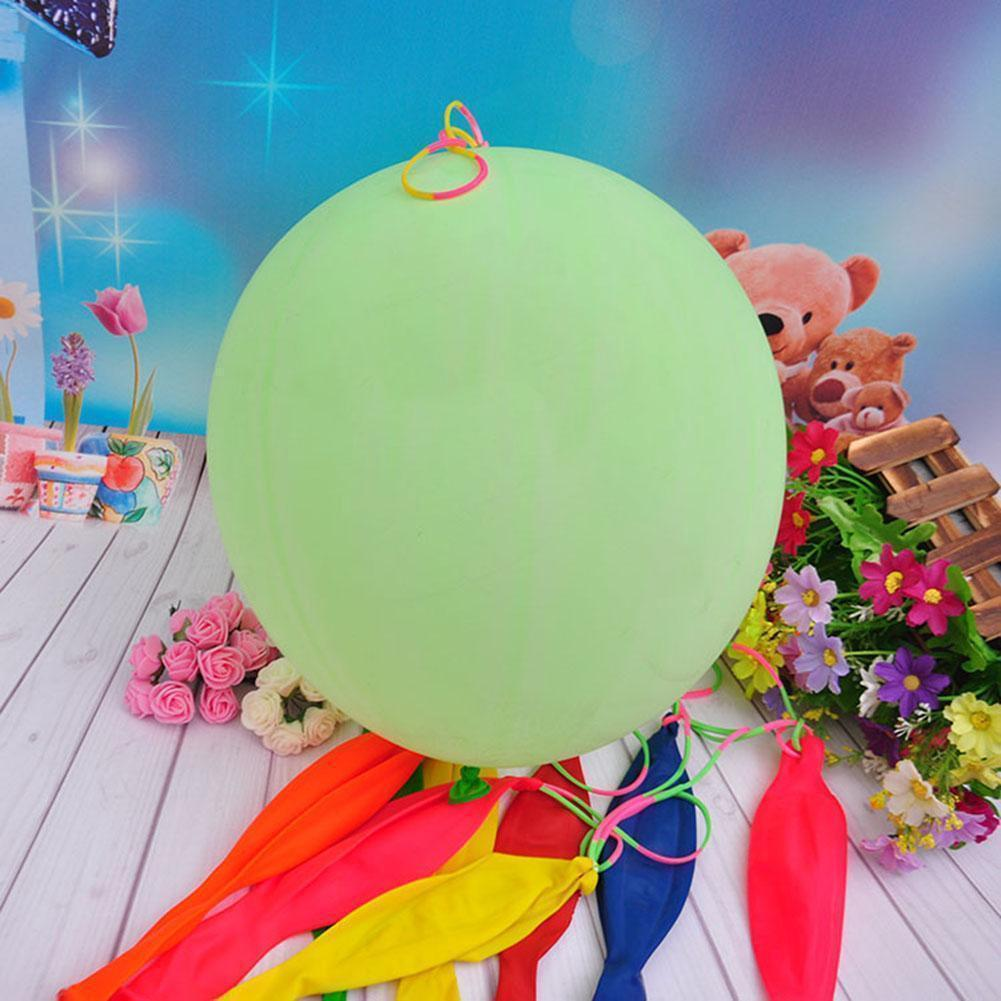 N..-50pcs Large Punch Ball Balloons Water Balloons Bombs Toys Kids for Garden