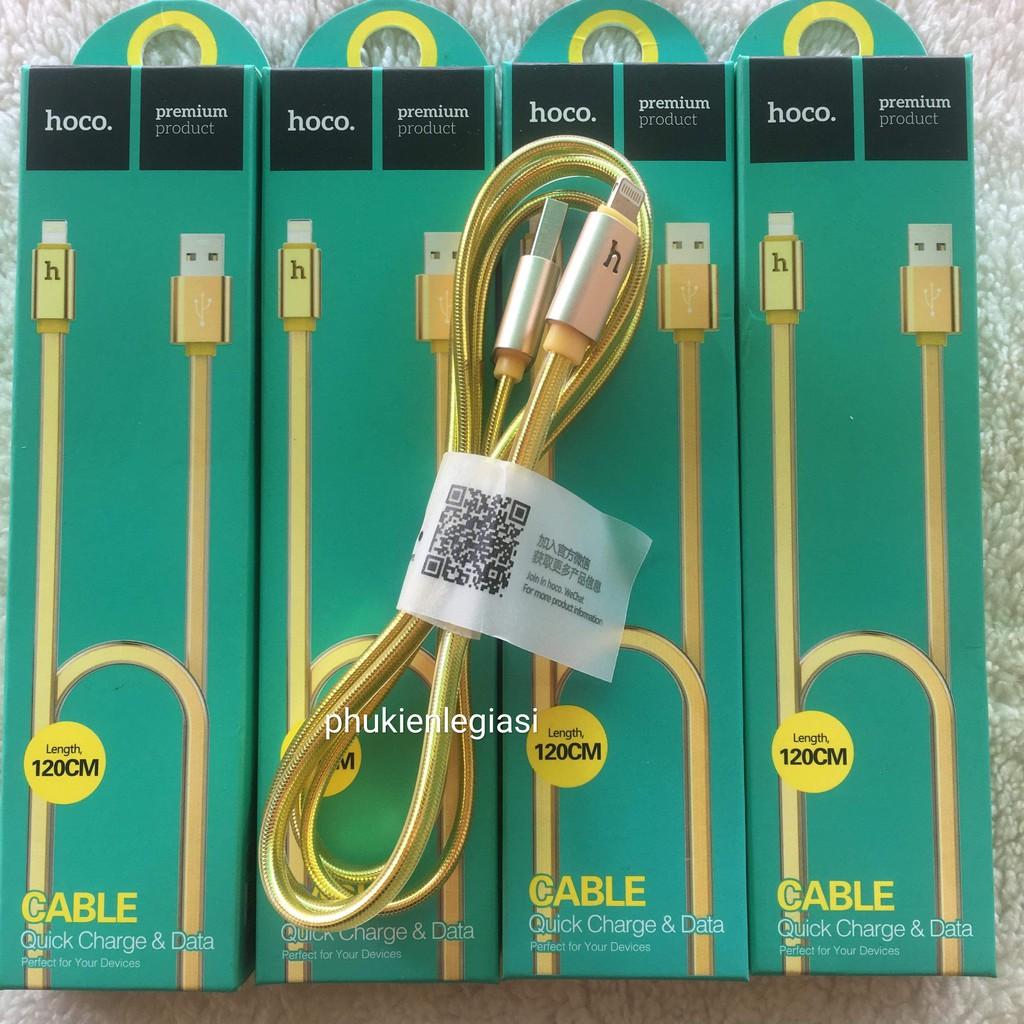 Cáp Sạc LED HOCO UPL12 chính hãngiphone 5,6,7 báo đèn led7 - 3364850 , 727249362 , 322_727249362 , 64000 , Cap-Sac-LED-HOCO-UPL12-chinh-hangiphone-567-bao-den-led7-322_727249362 , shopee.vn , Cáp Sạc LED HOCO UPL12 chính hãngiphone 5,6,7 báo đèn led7