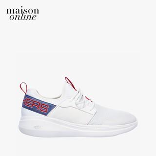 SKECHERS - Giày sneaker nam thắt dây GoRun Fast Steadfast 55109-WBLR