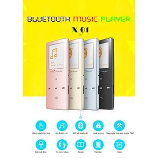 Máy nghe nhạc lossless bluetooth chính hãng Uniscom X01
