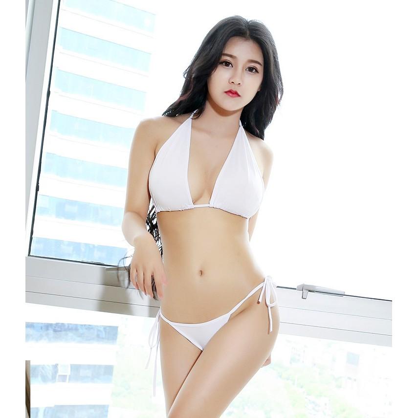 Bộ Bikini Buộc Dây Siêu Sexy Mã 67 | Shopee Việt Nam