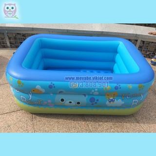 Hồ phao bơi cho trẻ