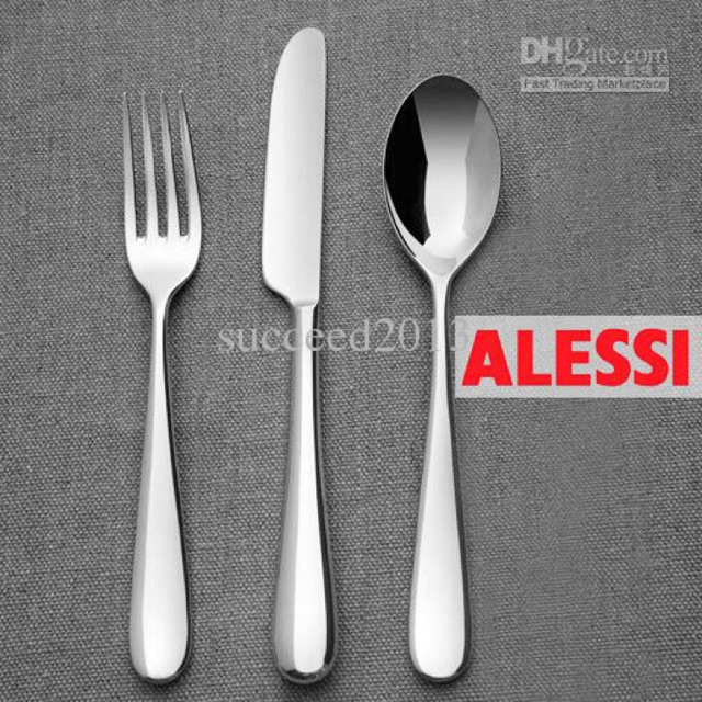 Bộ 3 Dao Muỗng Nĩa ALESSI ITALY Nouvo Cutlery Stainless Steel 18/10 cao cấp - 3482711 , 1207647627 , 322_1207647627 , 280000 , Bo-3-Dao-Muong-Nia-ALESSI-ITALY-Nouvo-Cutlery-Stainless-Steel-18-10-cao-cap-322_1207647627 , shopee.vn , Bộ 3 Dao Muỗng Nĩa ALESSI ITALY Nouvo Cutlery Stainless Steel 18/10 cao cấp