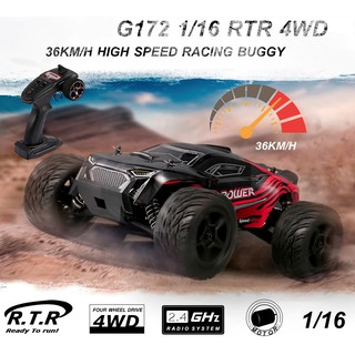 Xe RC Racing G172 1:16 2.4G 4WD 36km/h