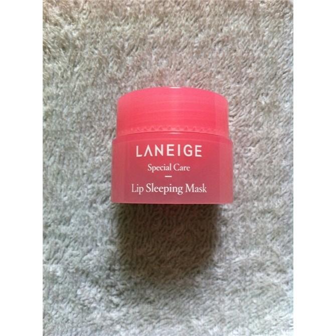 Mặt nạ ngủ môi Laneige mini - 2949659 , 122392345 , 322_122392345 , 75000 , Mat-na-ngu-moi-Laneige-mini-322_122392345 , shopee.vn , Mặt nạ ngủ môi Laneige mini