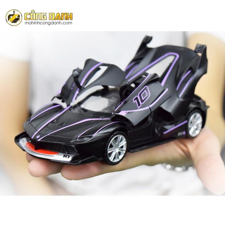 Mô Hình Xe Ferrari Fxx K – Tỷ lệ 1/32