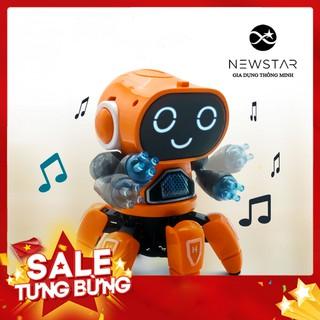 ẢNH THẬT – Đồ chơi robot Học, đồ chơi Điện Tử Thông Minh, robot Hành Động tốt đối với trẻ em TẶNG KÈM 6 Pin
