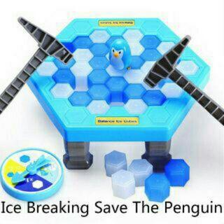 Bộ đồ chơi giải cứu chim cánh cụt