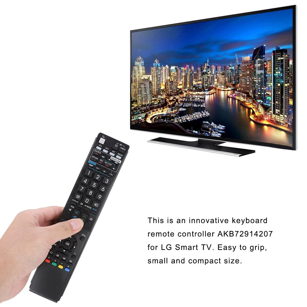 Universal Replacement Smart TV Remote Control Television