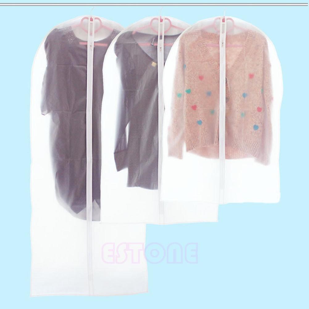 Túi bọc quần áo chống bụi size S / M / L / XL
