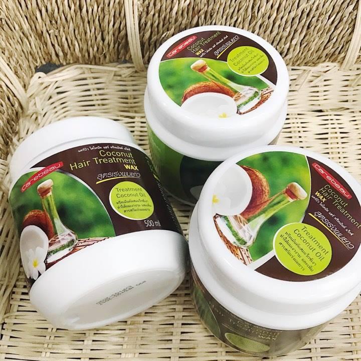 Bộ 3 Kem ủ tóc Coconut hair treatment tinh chất dừa hiệu Carebeau Thái Lan 500ml - 3278953 , 400721523 , 322_400721523 , 185000 , Bo-3-Kem-u-toc-Coconut-hair-treatment-tinh-chat-dua-hieu-Carebeau-Thai-Lan-500ml-322_400721523 , shopee.vn , Bộ 3 Kem ủ tóc Coconut hair treatment tinh chất dừa hiệu Carebeau Thái Lan 500ml