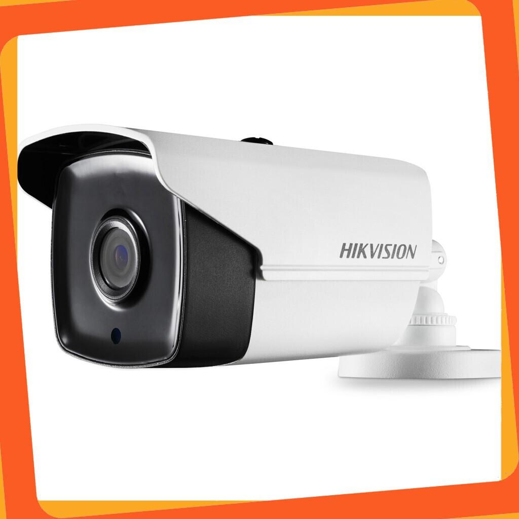 [HÀNG CHẤT GIÁ SỐC] HIKVISION DS-2CD1201-I5 - Camera IP trụ hồng ngoại 1 MP chuẩn nén H.264  (Trắng)