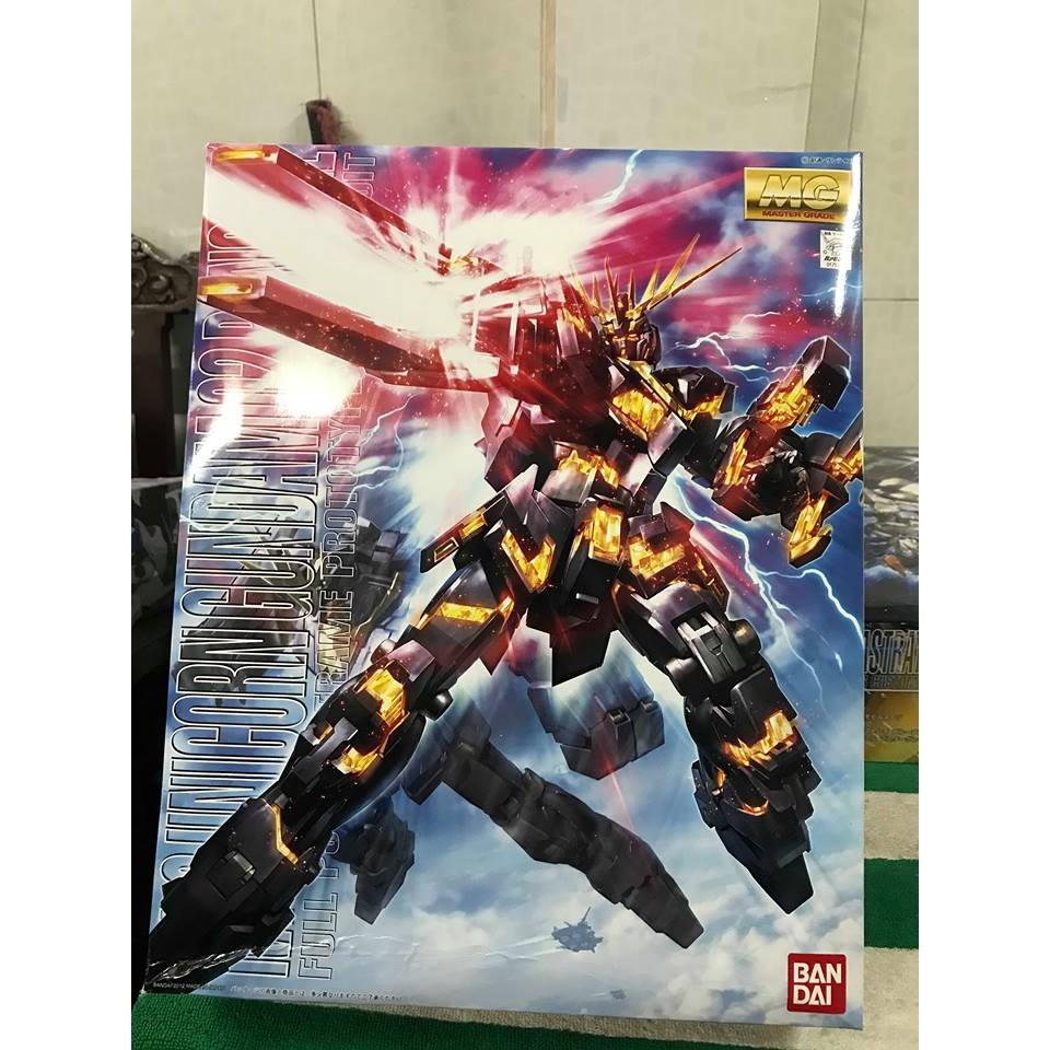 Mô Hình Gundam MG Banshee OVA Bandai