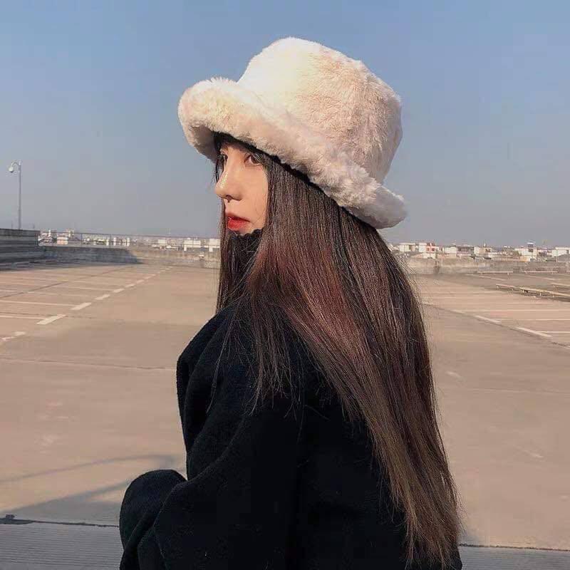 Mũ Lông Hot Trend