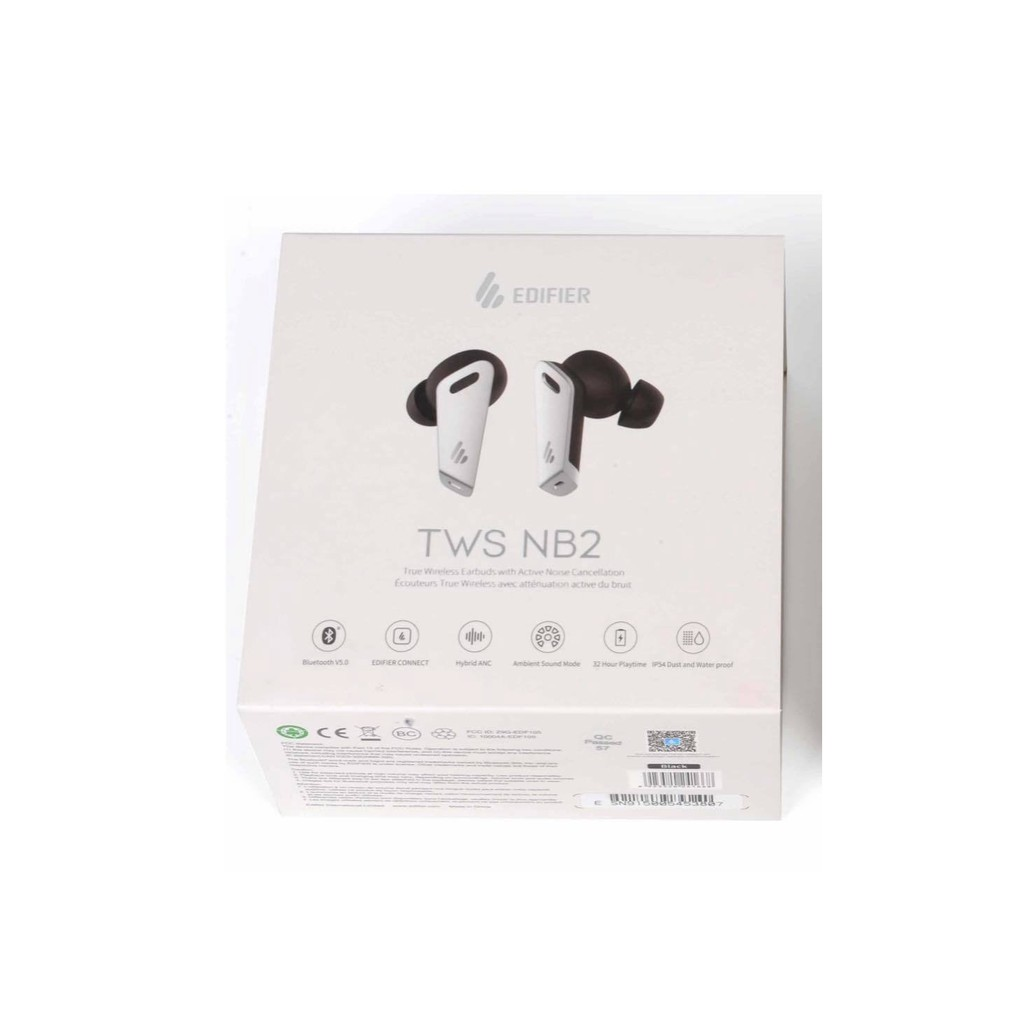 Tai Nghe Bluetooth Không Dây TWS NB2 - Tai Nghe True Wireless Cao Cấp - Chống Ồn Chủ Động - Bảo Hành 12 Tháng