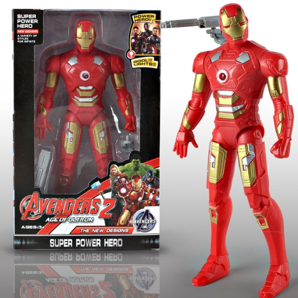 Children Cool Movie Figure Simulation Doll for Kids