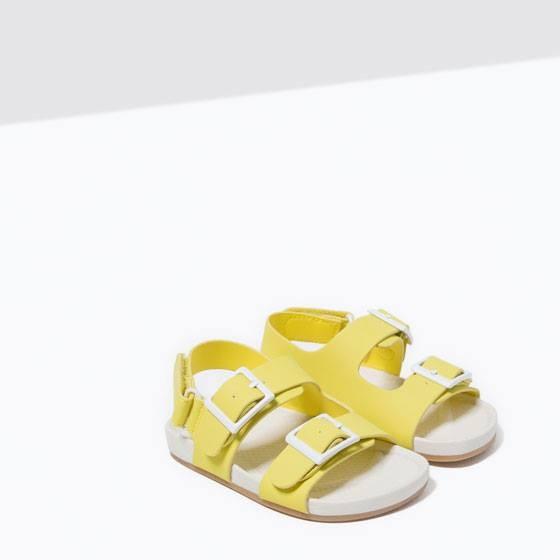 Giày zara chân bé 13cm, giá: 400k